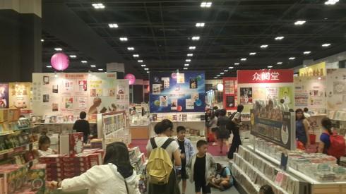 BookFest 2015 tại Singapore