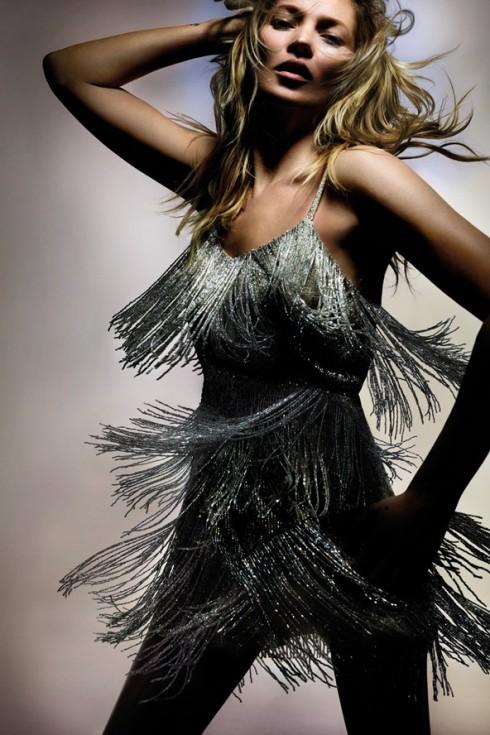 Một trong những sản phẩm đẹp nhất trong BST Xuân Hè 2014 của Topshop do chính tay Kate Moss thiết kế