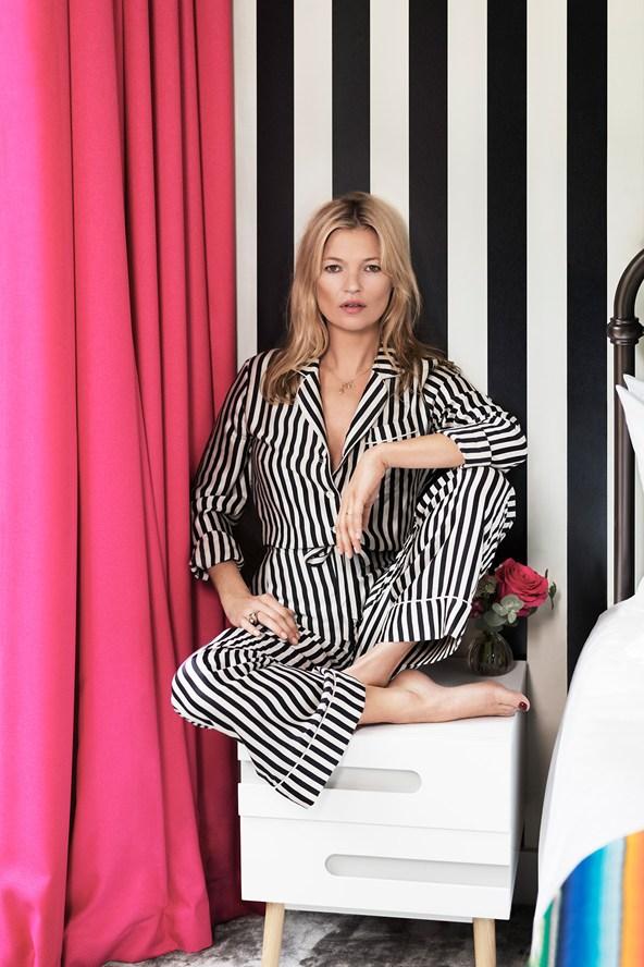 Siêu mẫu Kate Moss chuyển hướng sang thiết kế nội thất