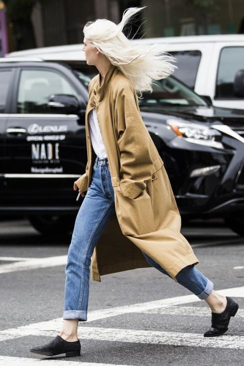 Quần jeans của thập kỷ thời trang hiện tại vô cùng đa dạng.