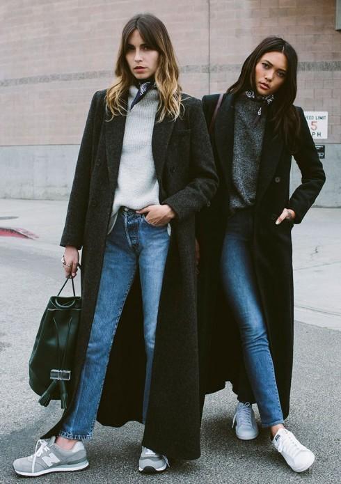 Đến hiện tại, quần jeans skinny và quần jeans boyfriend vẫn là hai loại quần jeans phổ biến nhất.