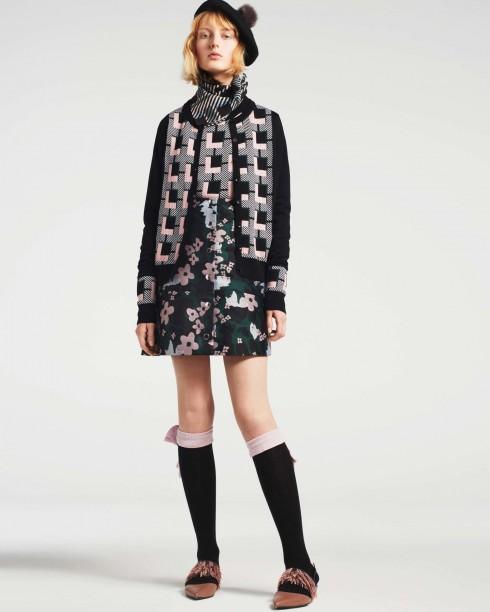 Bộ sưu tập thời trang Markus Lupfer Pre-Fall 2016