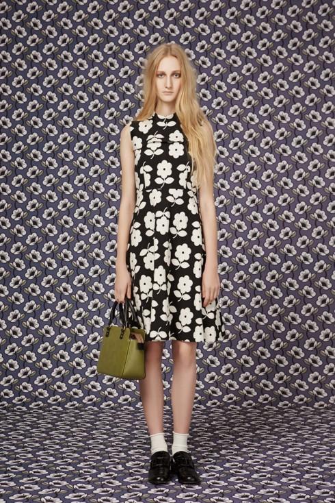 Bộ sưu tập thời trang Orla Kiely Pre-Fall 2016