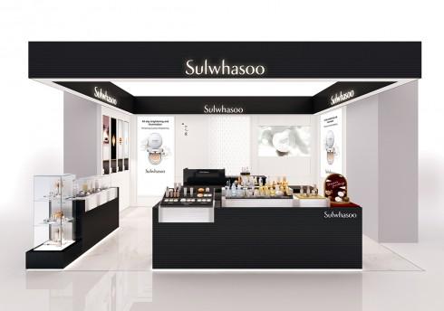 Sulwhasoo khai trương cửa hàng mới tại Hồ Chí Minh