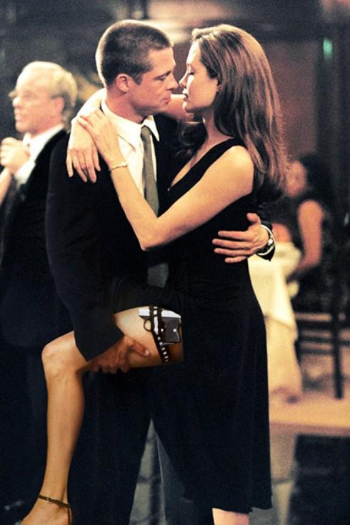 thời trang trong phim Mr & Mrs Smith 10(1) - elle vietnam