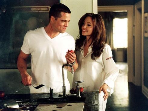 thời trang trong phim Mr & Mrs Smith 11(1) - elle vietnam