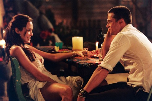 thời trang trong phim Mr & Mrs Smith 1(2) - elle vietnam