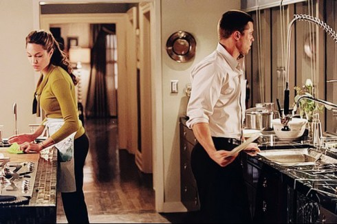 thời trang trong phim Mr & Mrs Smith 6 - elle vietnam