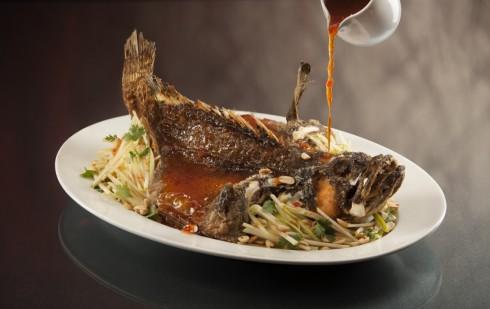 Cá song kiểu Thái