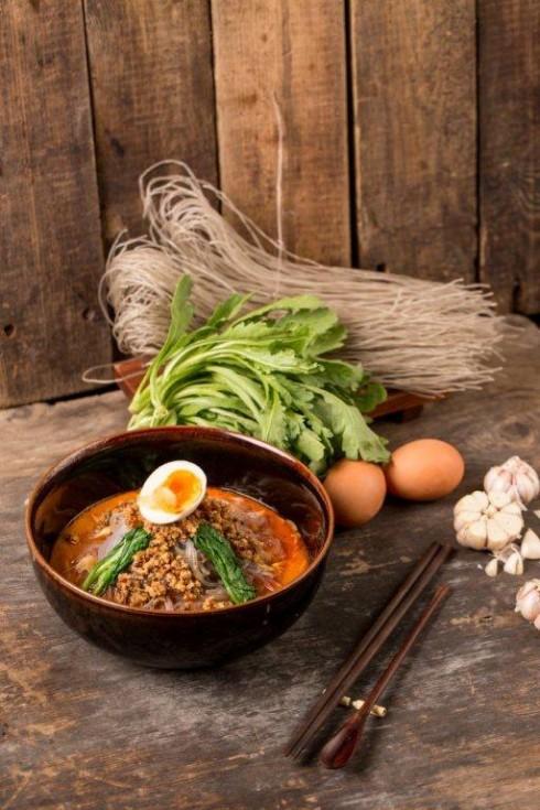 Miến Tan Tan là món ăn dành cho mùa Đông hấp dẫn.