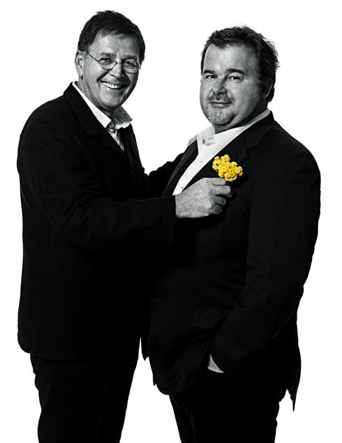 Olivier Baussan và Pierre-Herme