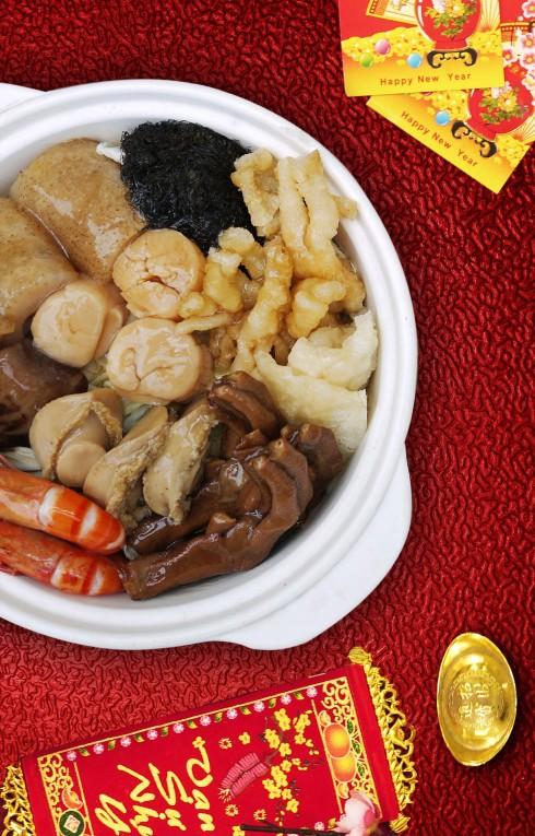 Món ăn phú quý không chỉ mang đến một trải nghiệm ẩm thực thú vị, mà còn là một lời chúc năm mới an khang và thịnh vượng.