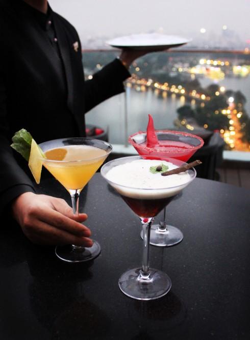Cocktail Mùa Đông không lạnh.