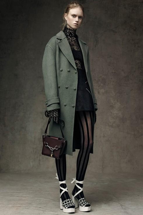 Bộ sưu tập thời trang Alexander Wang Pre-Fall 2016