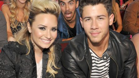 Một tình bạn đẹp trong giới giải trí: Demi Lovato và Nick Jonas