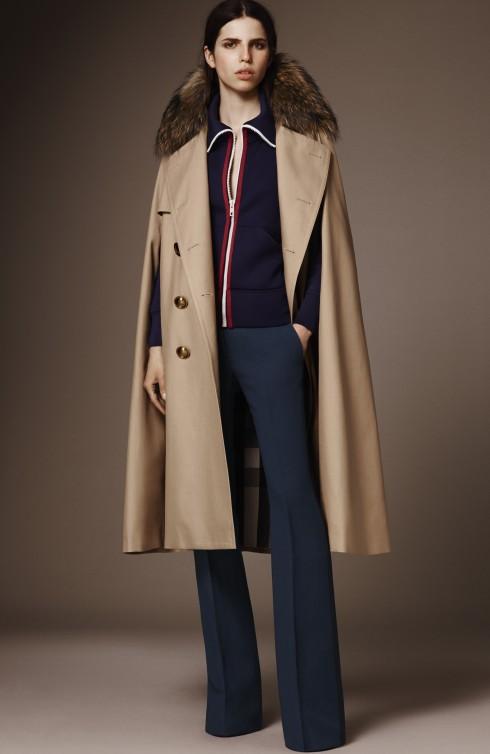 Bộ sưu tập thời trang Burberry Pre-Fall 2016