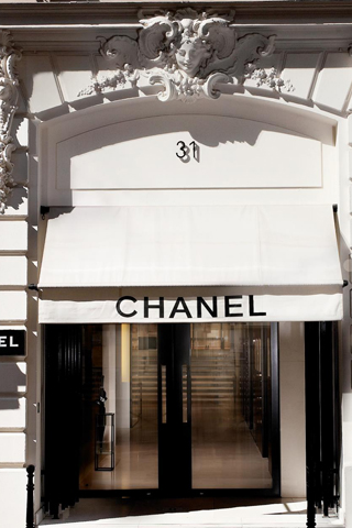 Countdown 10 cửa hàng thời trang cao cấp khi du lịch Paris