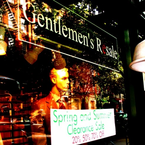 Gentleman's Resale