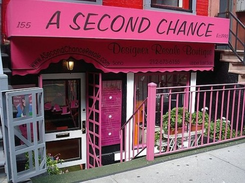 A Second Chance Designer Resale
