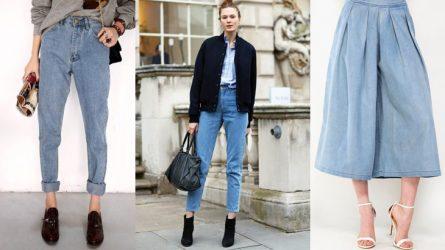 Update 7 cách phối đồ với quần jeans