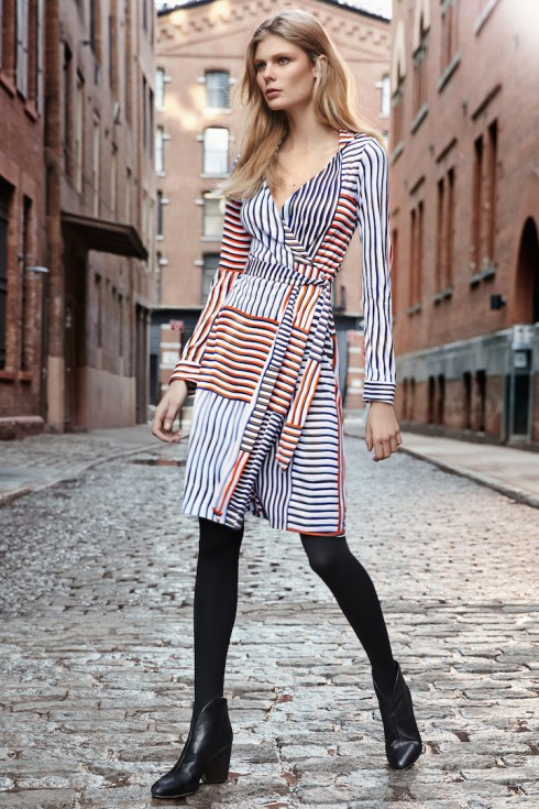BST thời trang Diane von Furstenberg Pre-Fall 2016