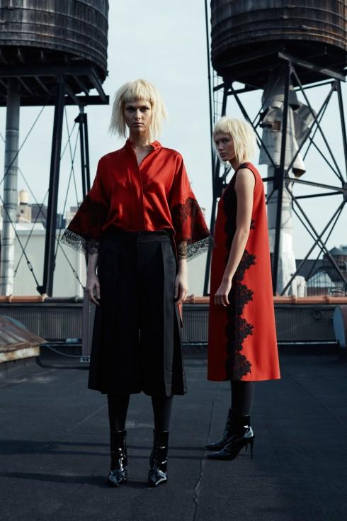 Bộ sưu tập thời trang Victor Alfaro Pre-Fall 2016