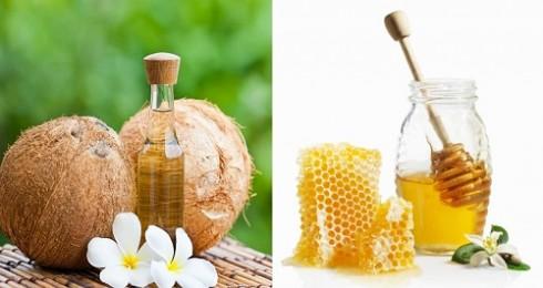 Dầu dừa và mật ong với công dụng làm đẹp