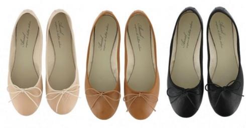 10 mẫu giày búp bê nữ kinh điển mọi thời đạ1i