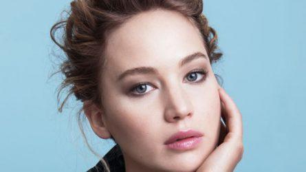 Bí quyết làm đẹp của Jennifer Lawrence