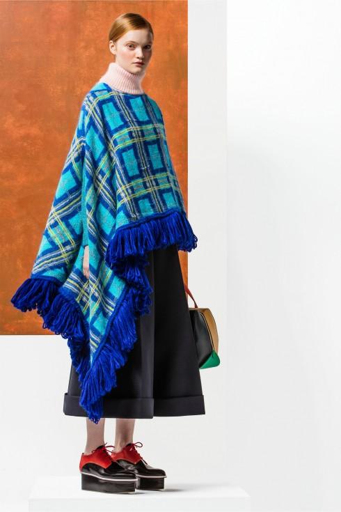 BST thời trang Delpozo Pre-Fall 2016
