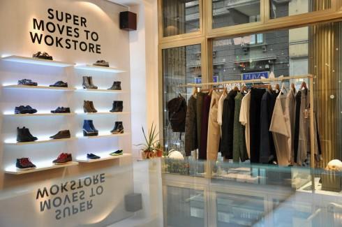 Wok Store, Milan