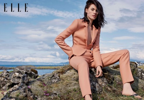 Áo blazer và quần JASON WU