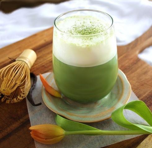 Trà xanh Matcha là thức uống tốt cho sức khỏe