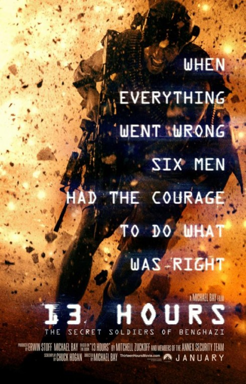 Phim chiếu rạp - 13 Hours