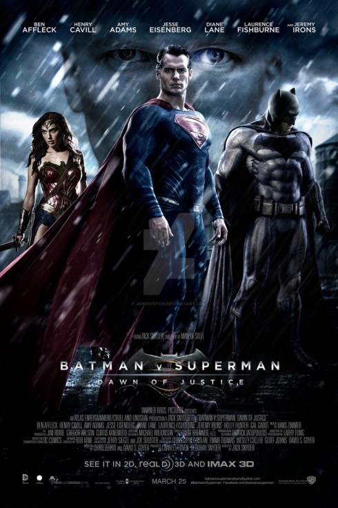 Phim chiếu rạp - Batman v Superman Dawn of Justice