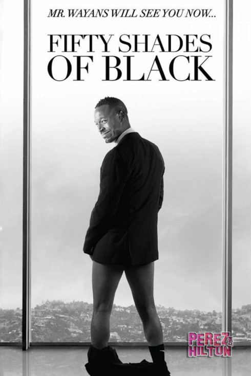 Phim chiếu rạp - Fifty Shades of Black