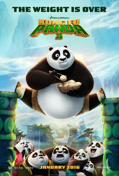 Phim chiếu rạp - Kung Fu Panda 3