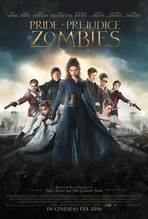 Phim chiếu rạp - Pride and Prejudice and Zombies