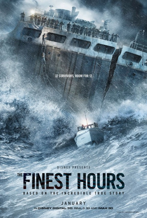 Phim chiếu rạp - The Finest Hours