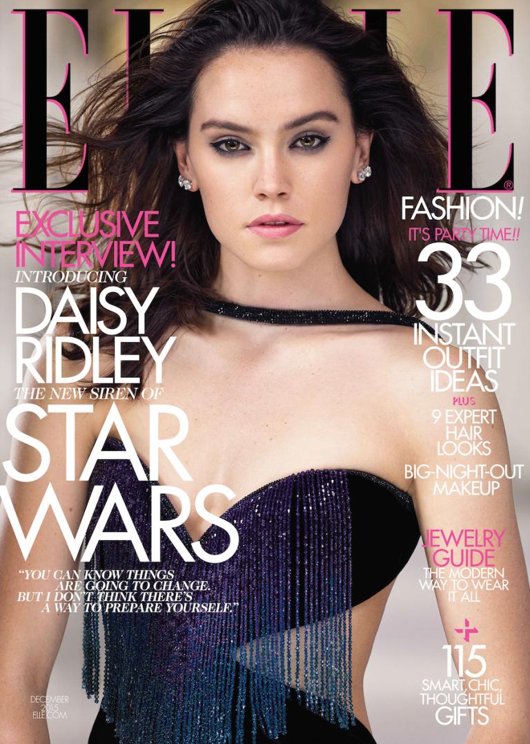 4 điều bạn muốn biết về ngôi sao Star Wars: Daisy Ridley