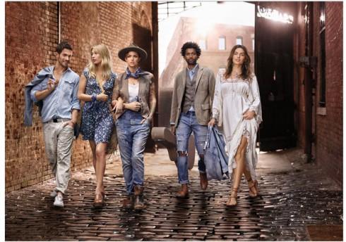 Hình ảnh của Ruby Rose trong chiến dịch quảng cáo mới