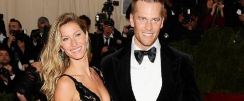 Cặp vợ chồng nổi tiếng, Brady - Gisele