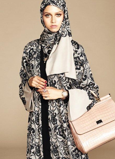 Thời trang đạo Hồi 2016.