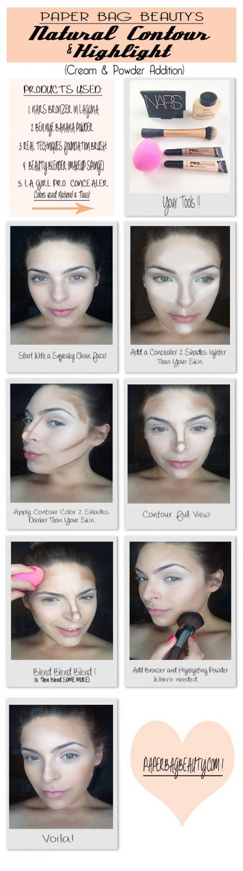 contouring-with-concealer