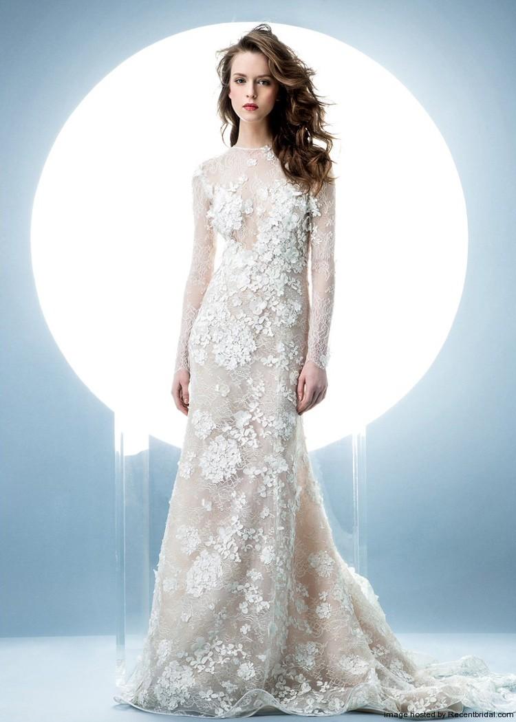 Xu hướng thời trang áo cưới Xuân-Hè 2016 - ELLE.VN   Kiểu