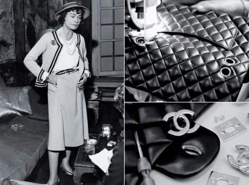 Coco Chanel là người đưa ra những thiết kế kinh điển cho người phụ nữ hiện đại.