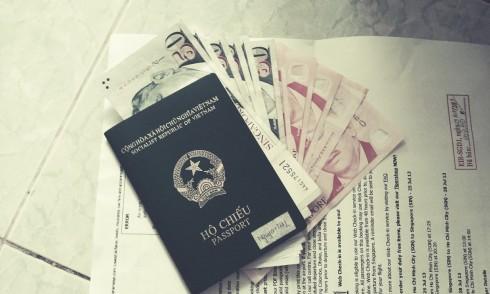 Điều kiện đầu tiên để đi du lịch nước ngoài là việc bạn phải có Hộ Chiếu