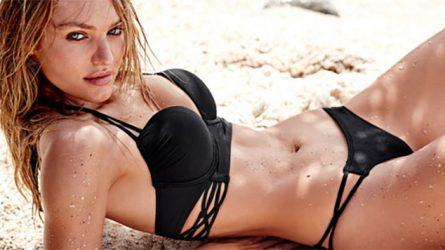 Thuốc giảm cân từ trái cây của Candice Swanepoel