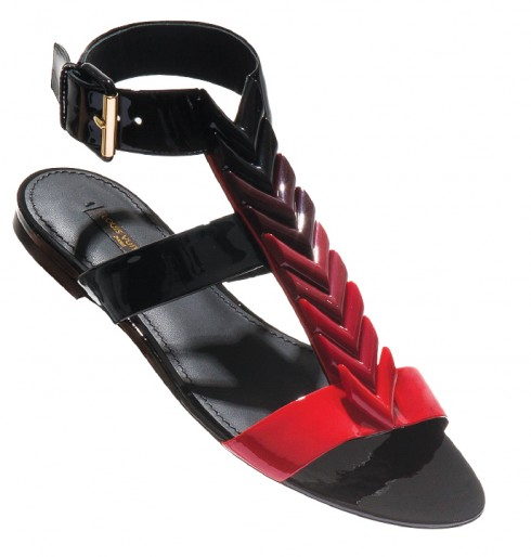 Giày sandals Louis Vuitton