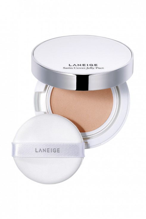 Phấn Satin Cover Jelly Pact Laneige